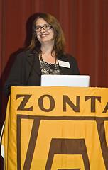 Föreläser på Zonta D21 distriktsmöte
